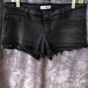 Hollister stretch Denim Shorts